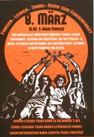 Plakat .März 2010